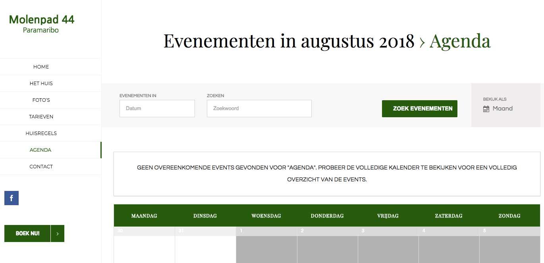 Molenpad44.com-agenda